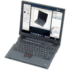 IBM ThinkPad A21m