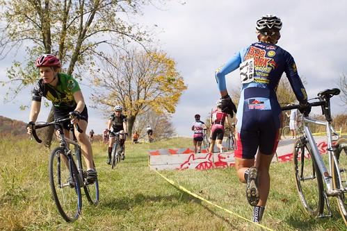 Bubba Cross #3 Women's Race