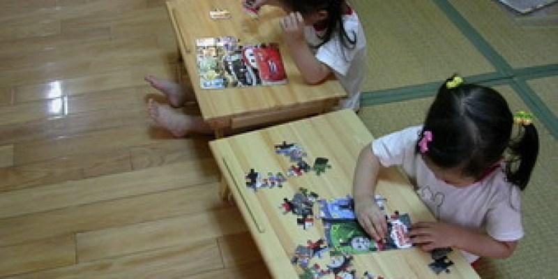 zoyo三歲前玩拼圖之紀錄