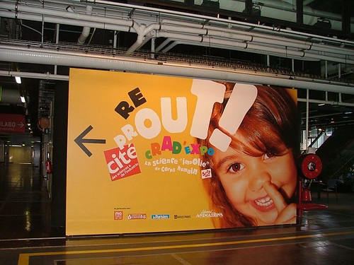 L'affiche de la Crad'Expo