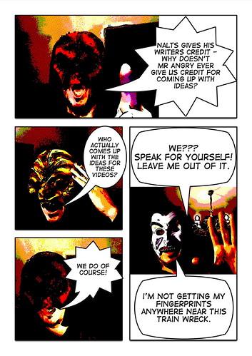 angry comix page 1