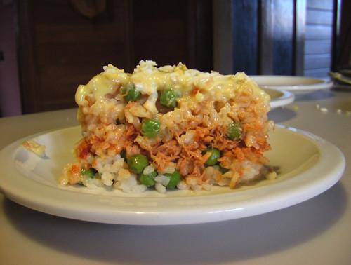 Pastel fr�o de arroz