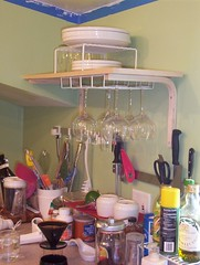 kitchen - shelf