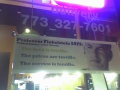 Finkelstein Endorses