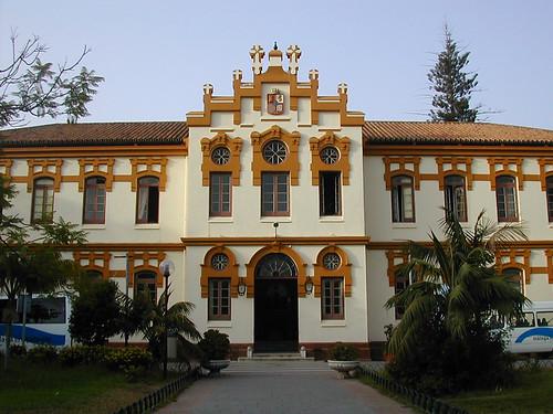 Centro cívico.