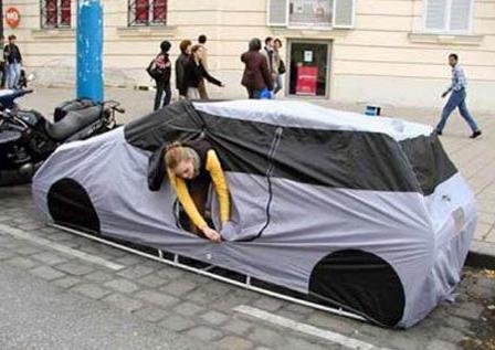 Car Tent 3