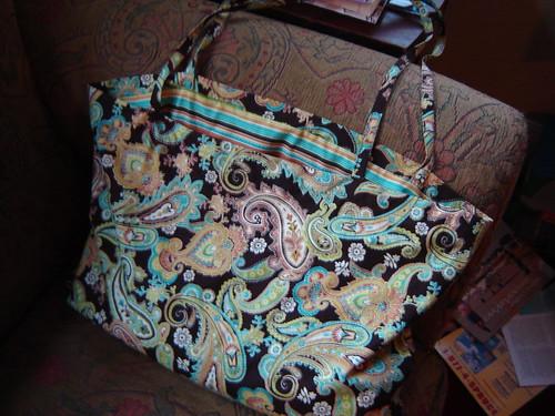 lined bag 2