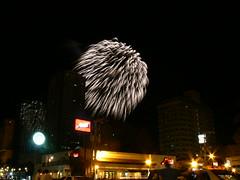 Roxas Blvd. Fireworks 1