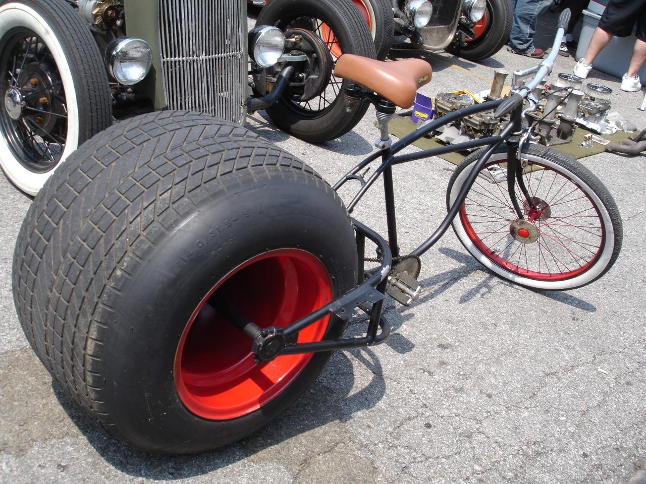 sykkel