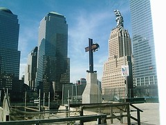World Trade Centre Cross