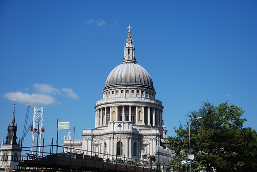 St Paul's East End from Cheapside