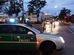 Bombenfund Mainzer Str. 23.08.07