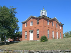 Robertson County Court House
