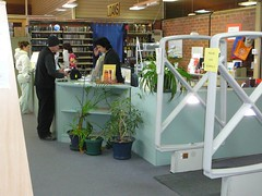 SMB Library loans desk