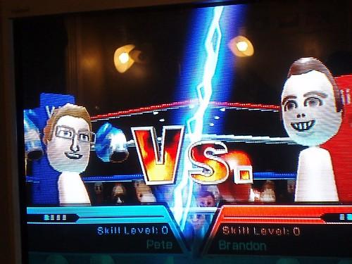 Pete vs. Brandon