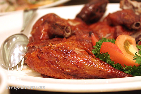 6th Course: Roast Duck in Canton Style