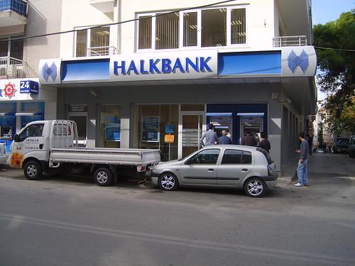 Halkbankası Şirinyer Şubesi