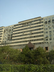 Old appartment blocks in Beijing
