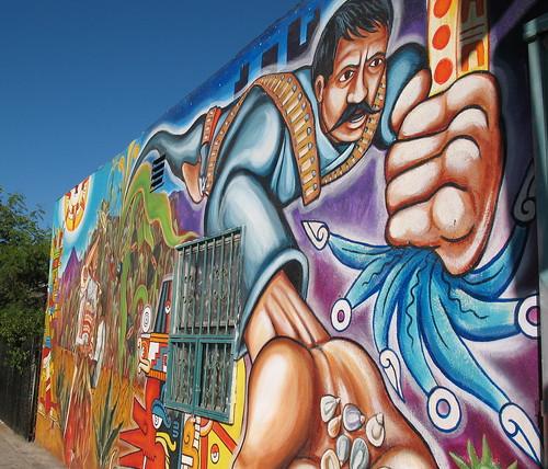teocintli mural