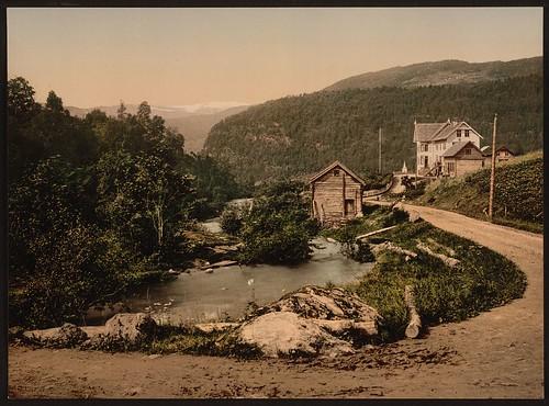 [Vinge Hotel, Hardanger Fjord, Norway] (LOC) par The Library of Congress