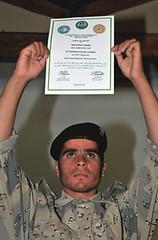 Afghanistan: la Guardia di Finanza diploma 20 agenti nel 236° anniversario di fondazione