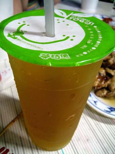 green tea / 綠茶