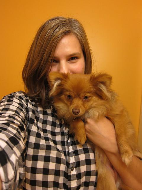 Goldenpup & I