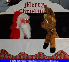 Xmas Puppet Show