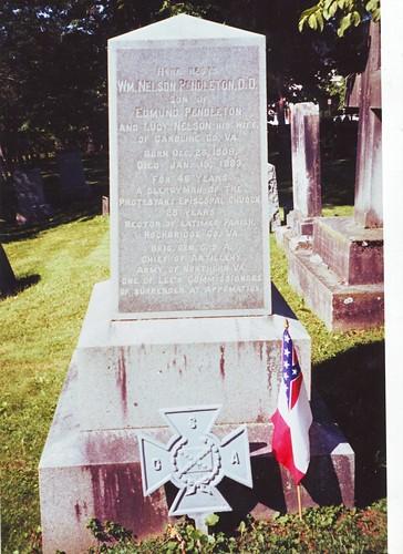 William Pendleton Grave