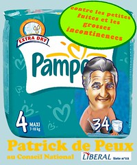 De Preux Pampers