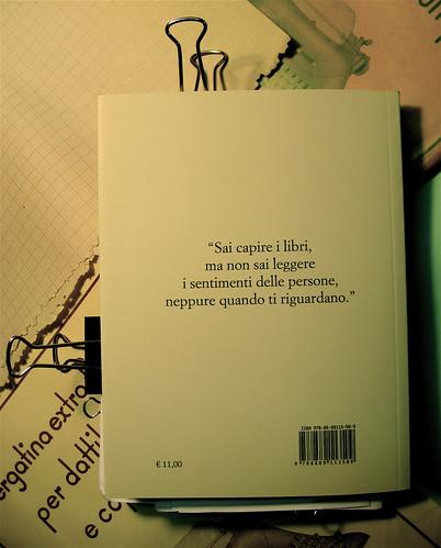 Gilberto Severini, A cosa servono gli amori infelici, Playground 2010, graphic designer Federico Borghi , foto di copertina di Stefania Notizia; q. di cop. (part.), 1