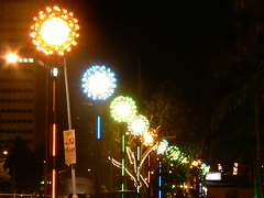 Roxas Blvd. Lamposts 1
