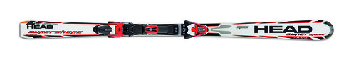 Head iSupershape Speed Skis 2008