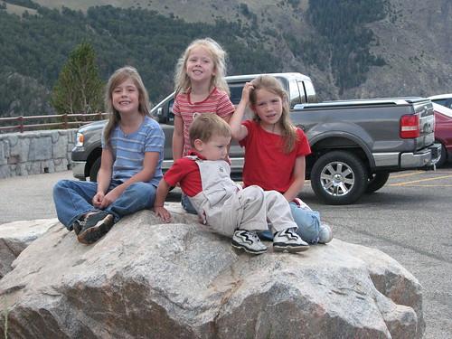 Kids at Vista pt