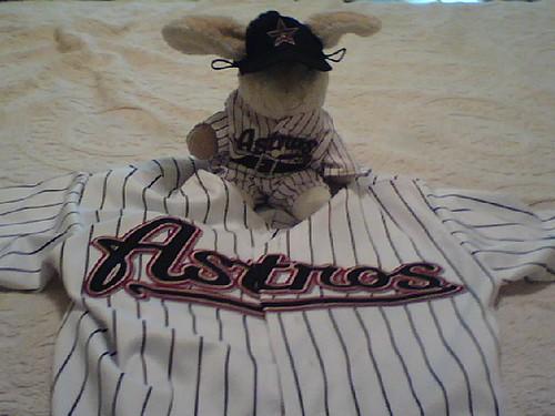 Astros Uniform