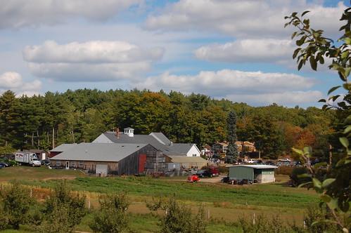 The Big Apple Farm in Wrentham, Mass
