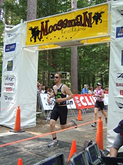 Mooseman  Olympic Triathlon