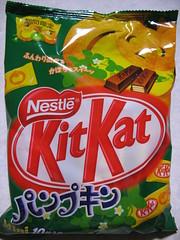 KitKat パンプ�ン
