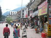 New Manali, center