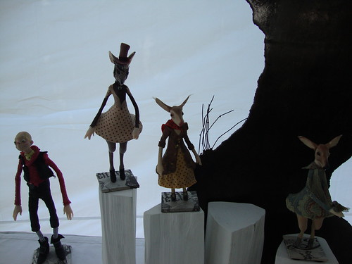 Martin Obakke & Celena Cavala, American Artisan Festival, Nashville TN