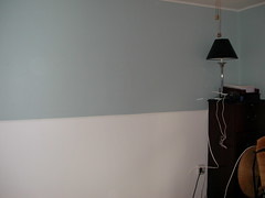 nursery - new paint!