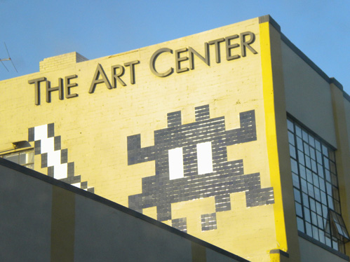 invader The Art Center