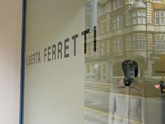 Alberta Ferretti, Sloane Street, London, Engla...