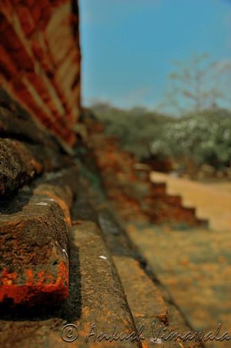 Ayutthaya - Steps