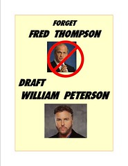 Forget Fred Thompson . . .