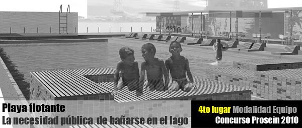 Header_ Playa Flotante, La necesidad pública de bañarse en el lago