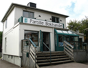 Partille bokhandel