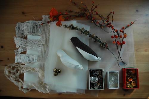 wedding cake topper materials
