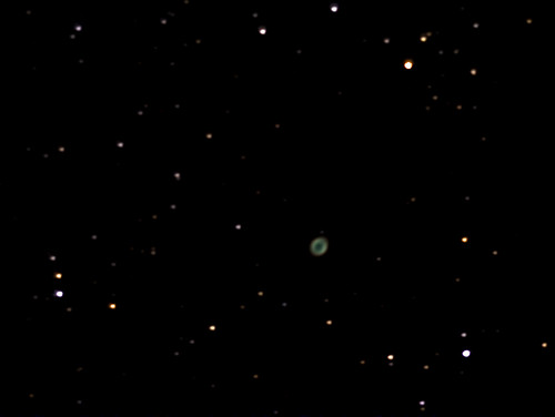 M57-Ring Nebula on 9/24/07