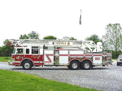 Final Delivery, Potomac Fire Equipment, June 2003